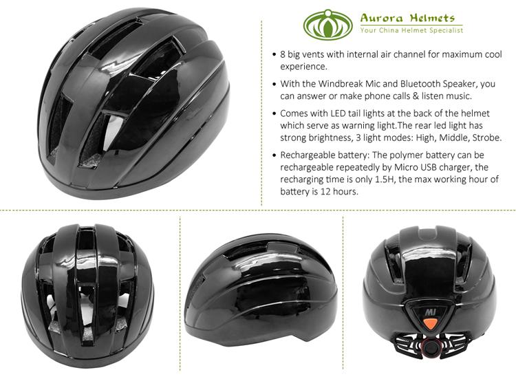 High Quality bluetooth helmet 5