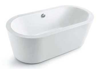 Modern design freestanding bathtub, hot sale cheap freestanding bathtub
