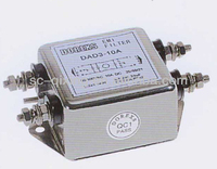 3a 50A AC DC power line filters