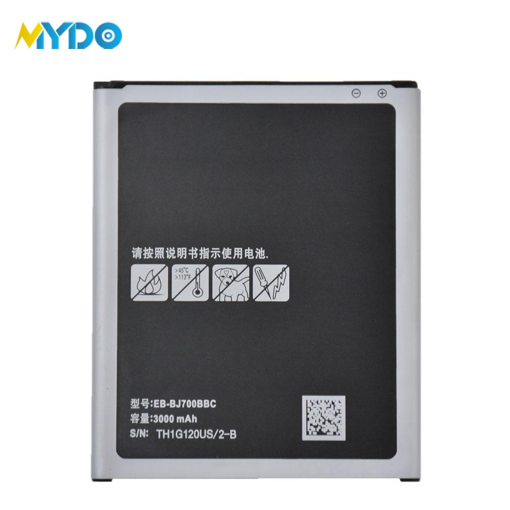 Mobile phone li-ion battery for Samsung J7 /J700/ON7/EB-BJ700BBC 3000mAh