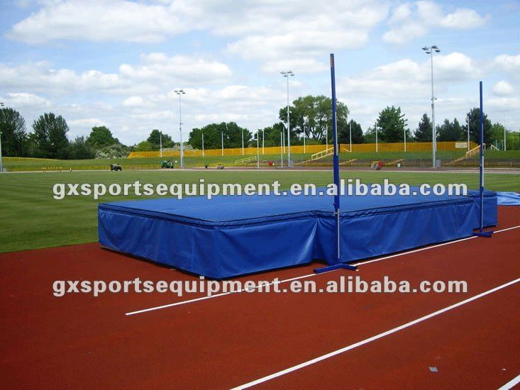 Pole vault sponge bag/jumping mats for sale