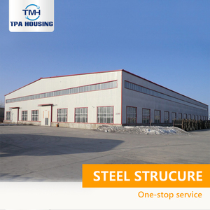 Modular Warehouse Building Method Of Construction Of Pre Engineered Prefabricated Steel Frame Support Construction Structure