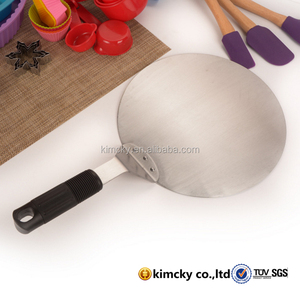 pizza peel, pizza shovel Stainless steel pizza peel, pizza tools low price China Manufacture