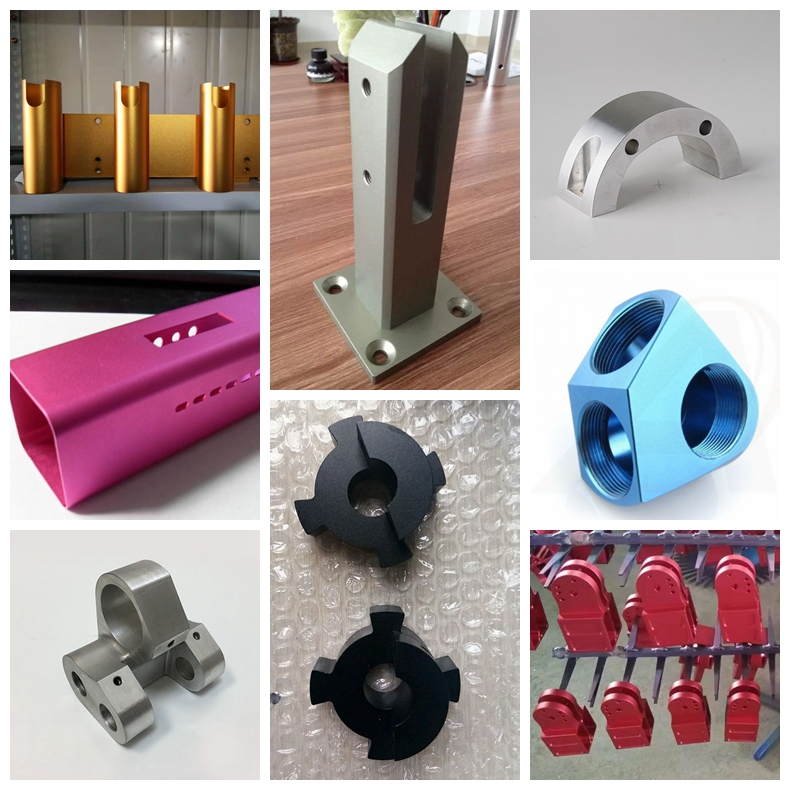 China manufacture customized cnc router aluminum parts for ktm duke 125 200 390