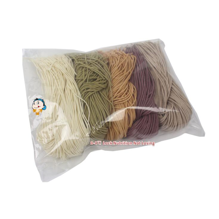 vegetarian <strong>Grain</strong> and miscellaneous <strong>grains</strong> colored dishes Noodles 500g/bag instant wet noodles/ undercooked Children's noodles