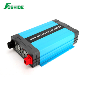 solar power inverter DC 12V 24V 48V 96V 110V 2000W pure sine wave inverter