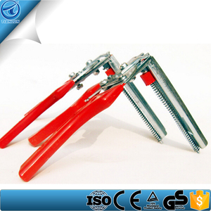 Hog Ring Pliers c ring plier for Garden mesh