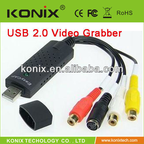 usb 2.0 grabber driver windows 7