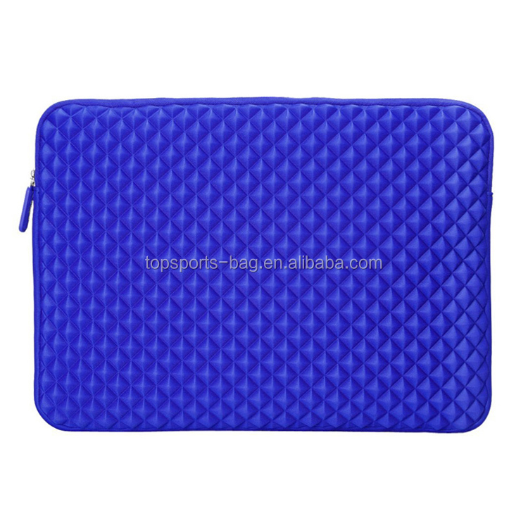 High Quality Emboss Neoprene Laptop Bags Sleeve for 13.3inch