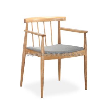201 New Model Wooden Restaurant Armchairs