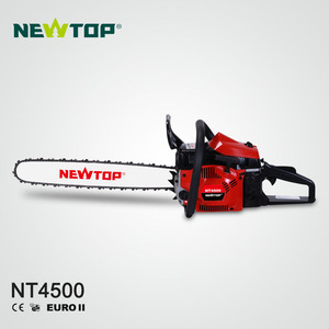 Professional China factory high quality 45cc gasoline chain saw with CE