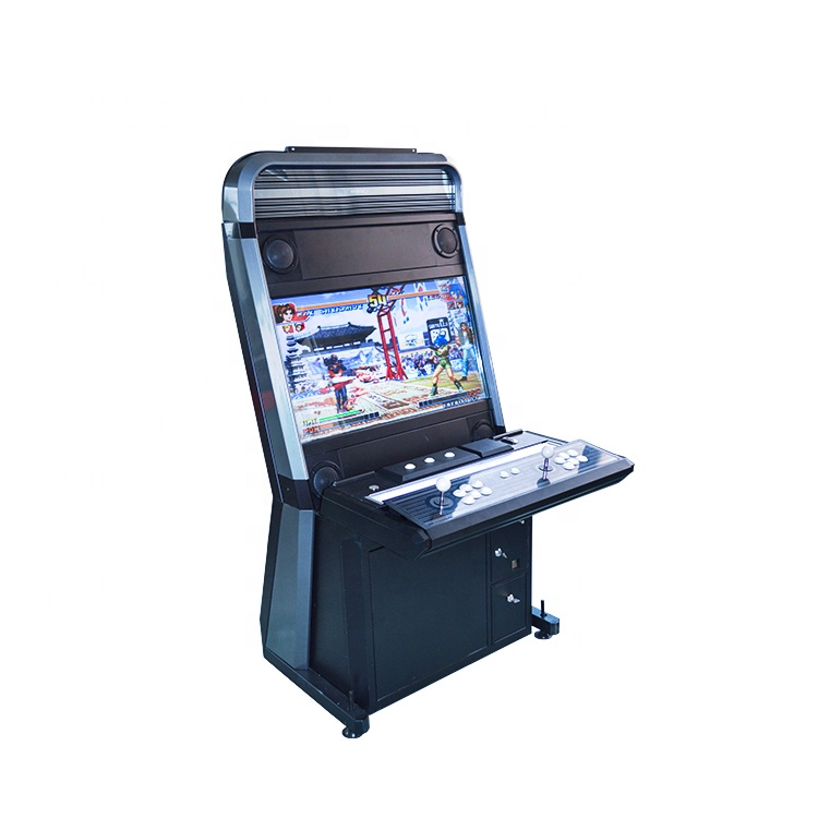 Metal Cabinet Fighting Video Game Tekken 3 Arcade Machine With Raspberry Pi  3 - Buy Fighting Video Game,Tekken 3,Tekken 3 Arcade Machine Product on