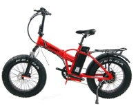 2019 OEM Wholesale Cheap Price Foldable Electric Bike Hot Sale 20inch Folding Fat Tire Bike on Sale