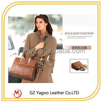 Leather Briefcase Tote Bag Fashion Bags Las Lady Handbags