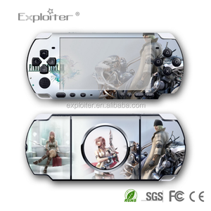 Factory Supply CE Certified full body skin sticker For PSP 3000 cover sticker