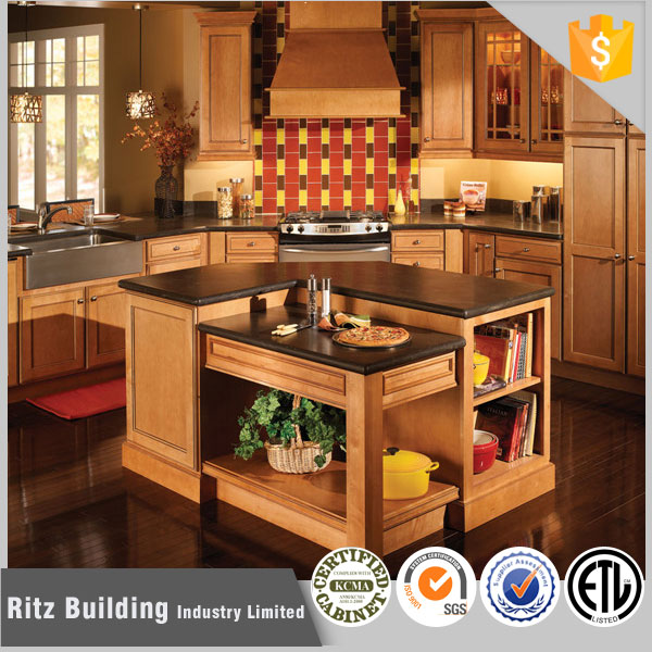 Good Quality Customized Color Canada Kitchen Set