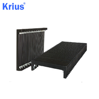 Accordion Protective Flexible Dust Bellow Cover