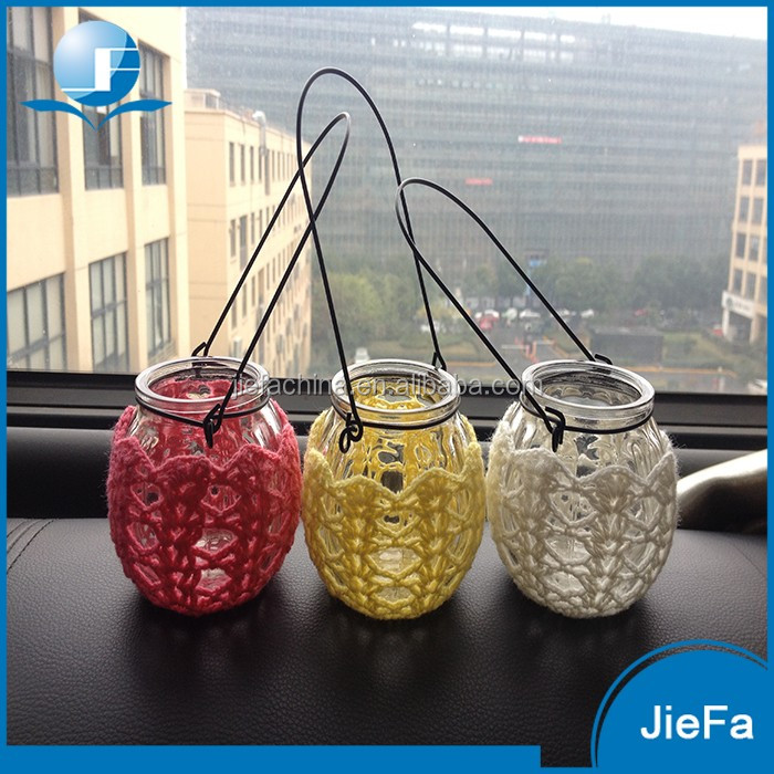 Party Wedding Home Decorations Hot Sale New Style Glass Candle Holder