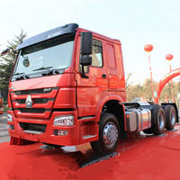 Hot Sinotruck 420hp 6x4 10 Wheel Howo Tractor Truck Head for sale
