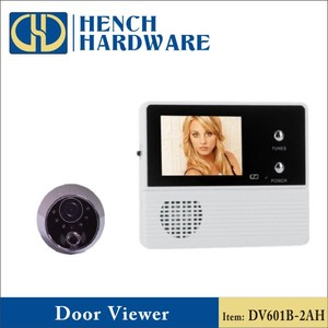 Top Selling Wireless Front Door Peephole Camera Supplier