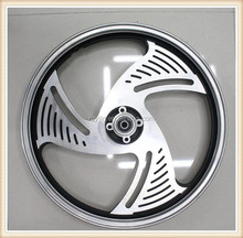 High quality hot sale aluminum motorcycle wheel / CD70 DY100 C90 motorcycle alloy wheel rims