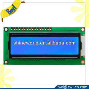 IIC I2C 1602 Serial Blue Backlight LCD Display For Arduino