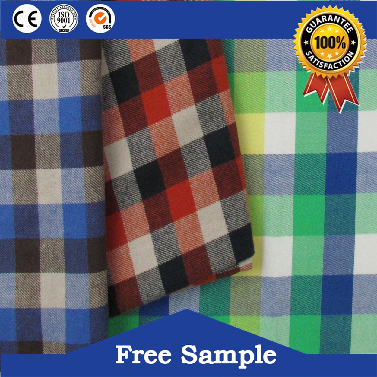 Custom design fashionable twill men suit fabric