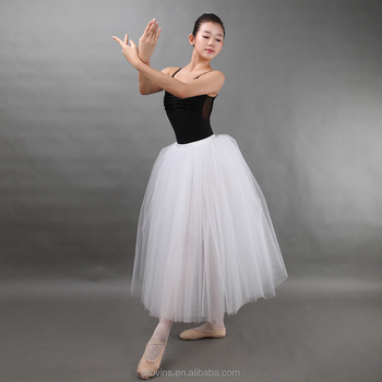romantic professional long half ballet tutu wg03012 buy ballet