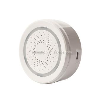 Wifi Tuya Smart App Remote Control Siren Alarm Doorbell Ringing Siren - Buy  Wifi Siren,Siren Alarm Systems Wifi,Alarm Siren Product on Alibaba com