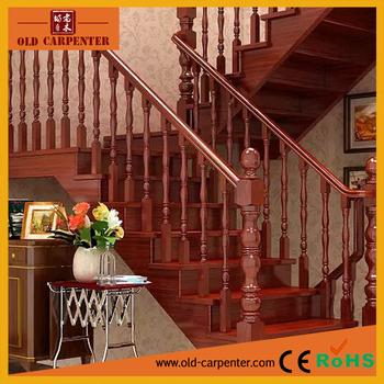 Interior Solid Wood Staircase Kits Column U0026 Banister