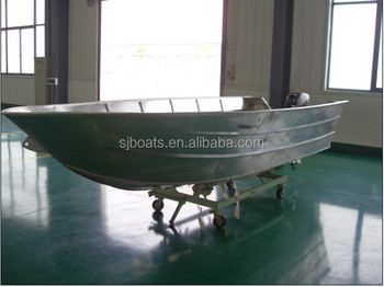 Small Welded Aluminium Boat Manufacture With Outboard Engine For Sale - Buy  Small Welded Aluminium Work Boat Manufacture,Small Aluminum Boat For