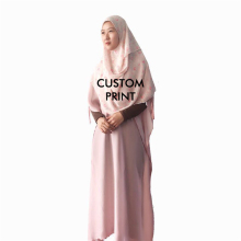 Factory direct custom design digitale print <span class=keywords><strong>zijde</strong></span> <span class=keywords><strong>kaftan</strong></span>