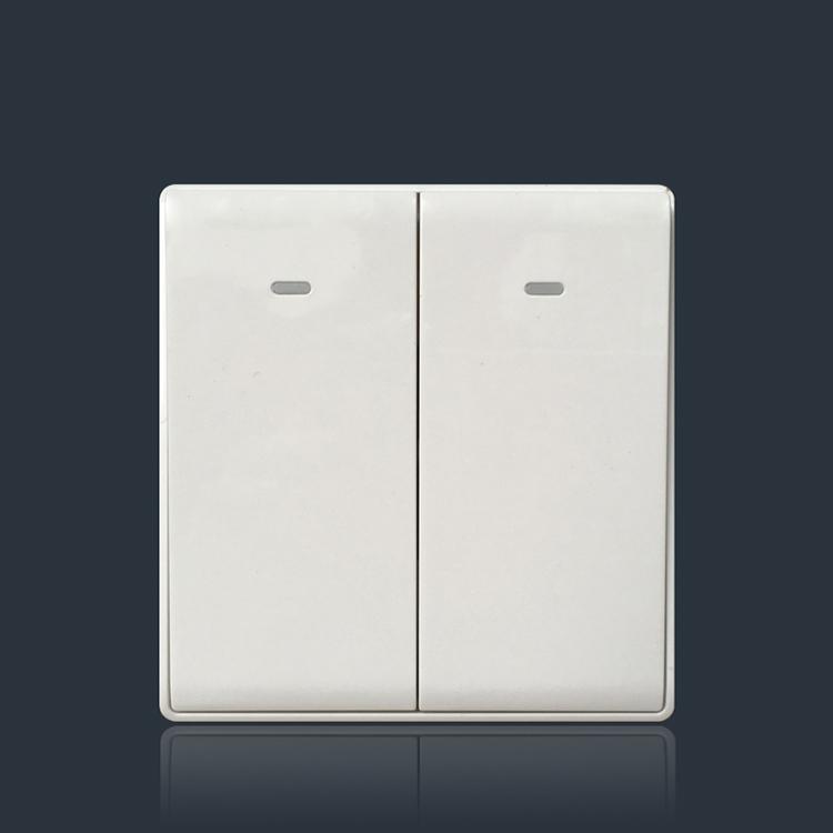 New Style Pc Led Illuminated Momentary Push Button Switch