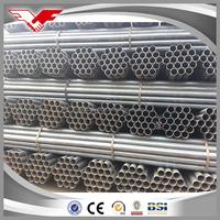 weld /seam carbon black steel pipe astm53 astm a53