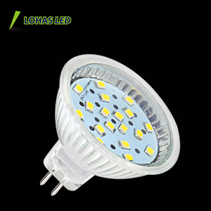 3.5W MR16 LED Light Bulb Non-Dimmable 50W Equivalent Halogen Bulb SMD 2835 LED Spotlight for Home