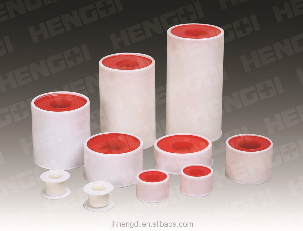 Zinc oxide plater with plastic cover