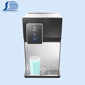 Composite micro filter, composite activated carbon, RO membrane china tap water filter ro water dispenser
