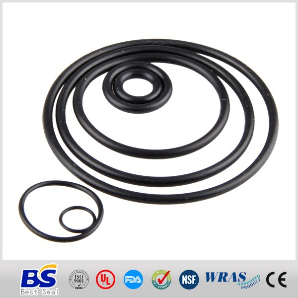 NBR/FKM/Viton EPDM Hydraulic Seal O-Ring / Silicone <strong>Rubber</strong> O Ring