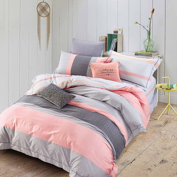 100% Cotton wholesale throws bed sheet bedding set Bed Cover