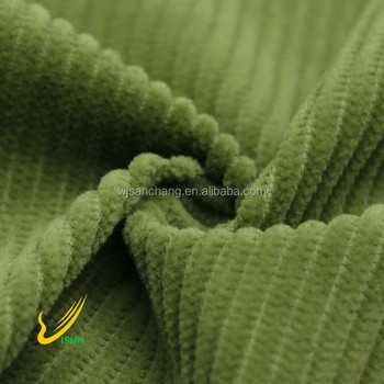 Wide Wale Corduroy Upholstery Fabric