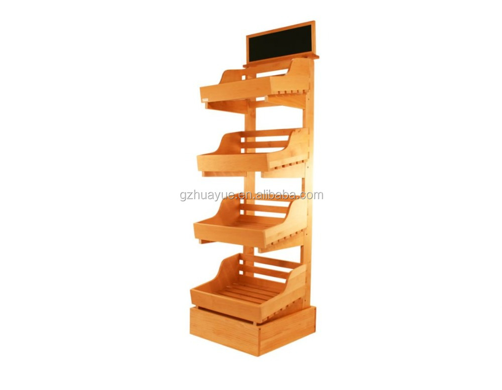 Wooden Exhibition Stand : Wooden display rack cosmecol