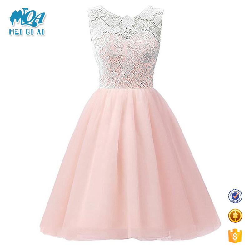 Venta al por mayor hermosos vestidos de primera comunion-Compre ...