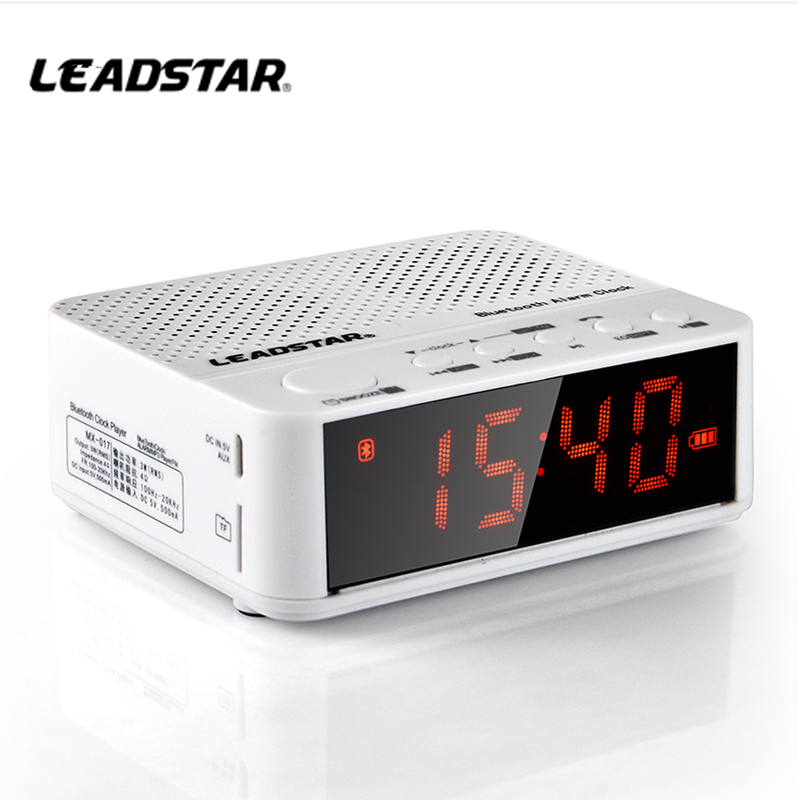 popular sale mp3 function radio controlled digital clock