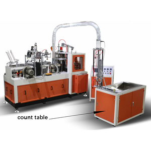 Recycle PE Coated Disposable Paper Cup Making Machine
