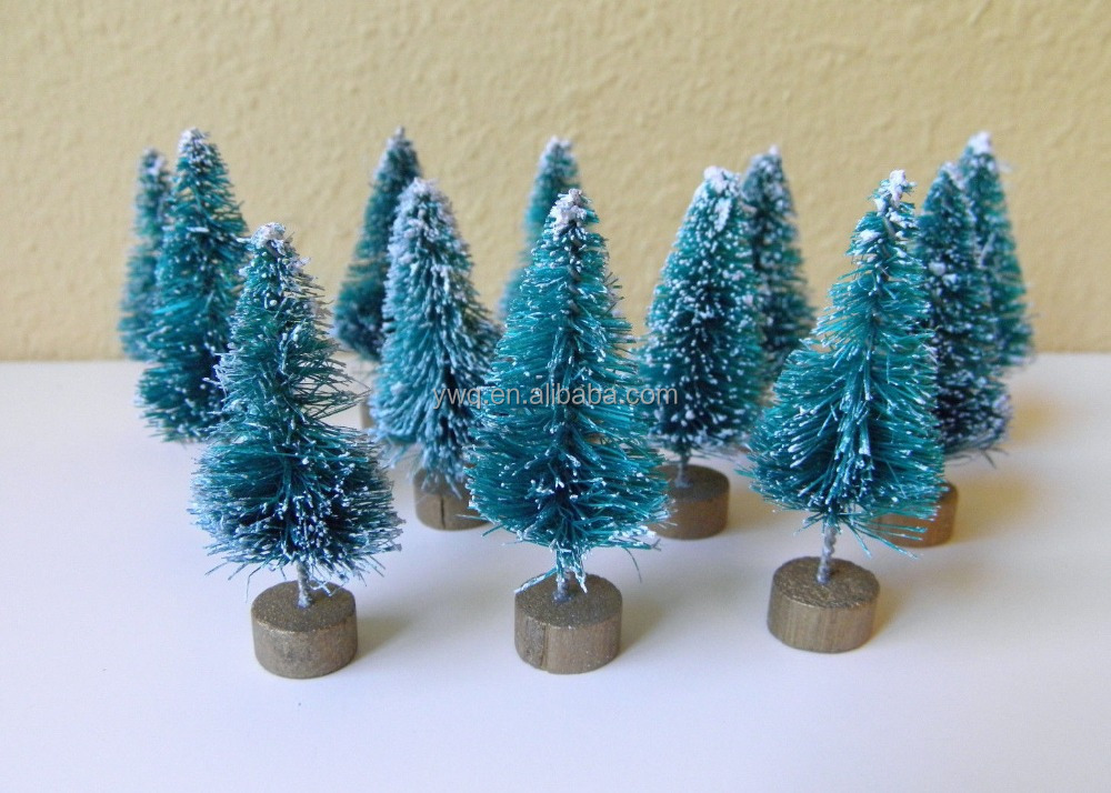 bottle brush tree bottle brush tree suppliers and manufacturers at alibabacom - Bottle Brush Christmas Trees