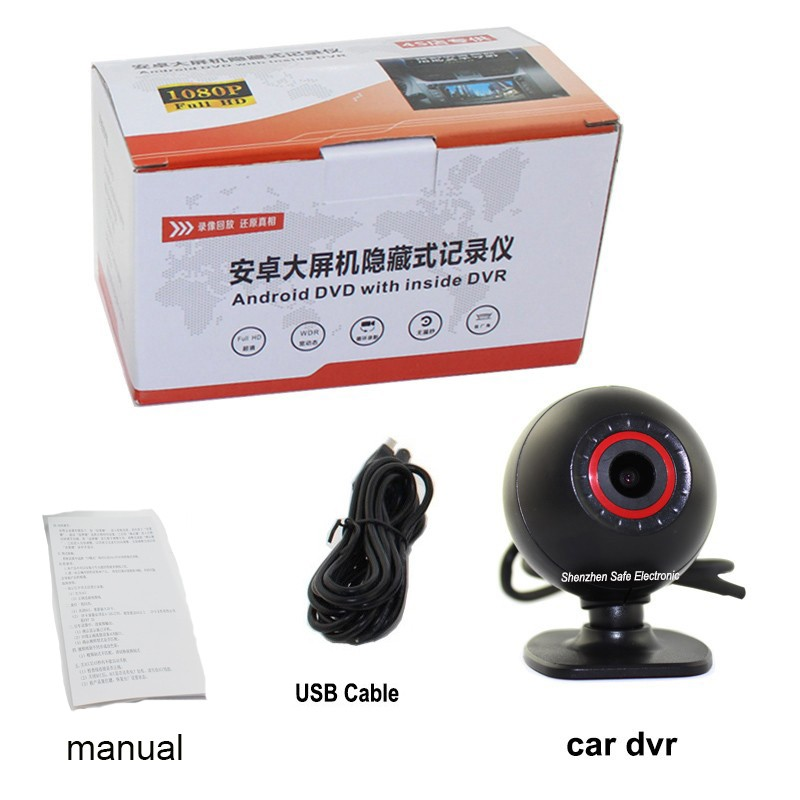hot selling mini car record camera easy installation for car Android DVD