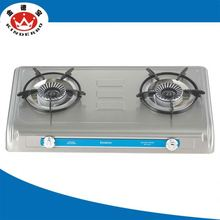 2 burner Safety portable 4pcs gas burner mat