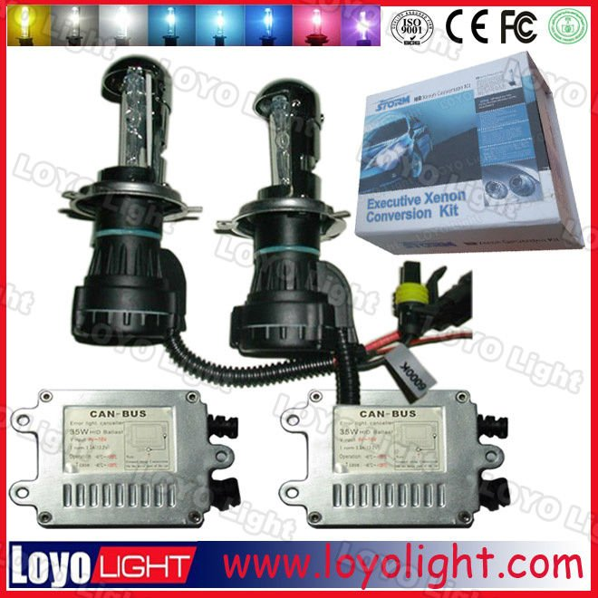 h4 low halogen high xenon hid lamp,hid xenon lamp h4 h/l 6000k