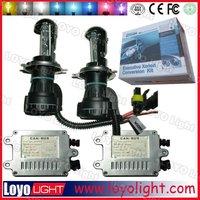 h4 low halogen high xenon hid lamp,hid xenon lamp h4 h/l 6000k