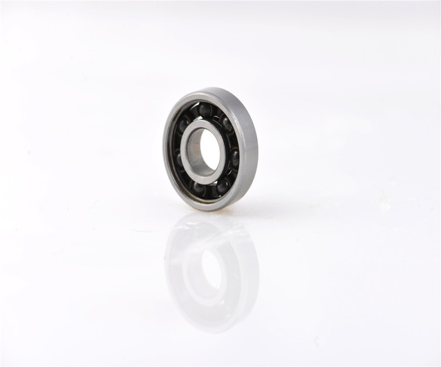 8x19x6 mm 1 PCS Hybrid Ceramic Si3N4 Rubber Sealed Bearing Bearings 698-2RS